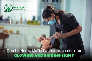 homemade facepack