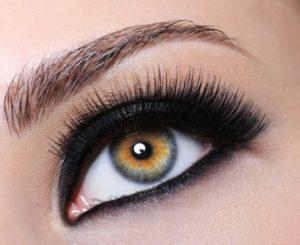 eyelashes care